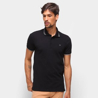Camisa Polo Malwee Friso Masculina