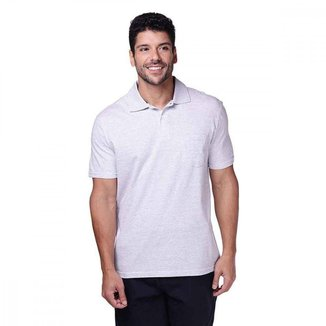 Camisa Polo Manga Curta Básica Pernambucanas Masculina