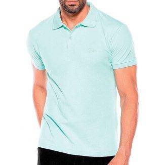 Camisa Polo Masculina Com Bordado Colors Polo RG518