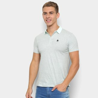 Camisa Polo NYC - Norwich Yatch Club Listrada Masculina
