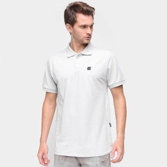 Camisa Polo Oakley Básica Patch 2.0 Masculina