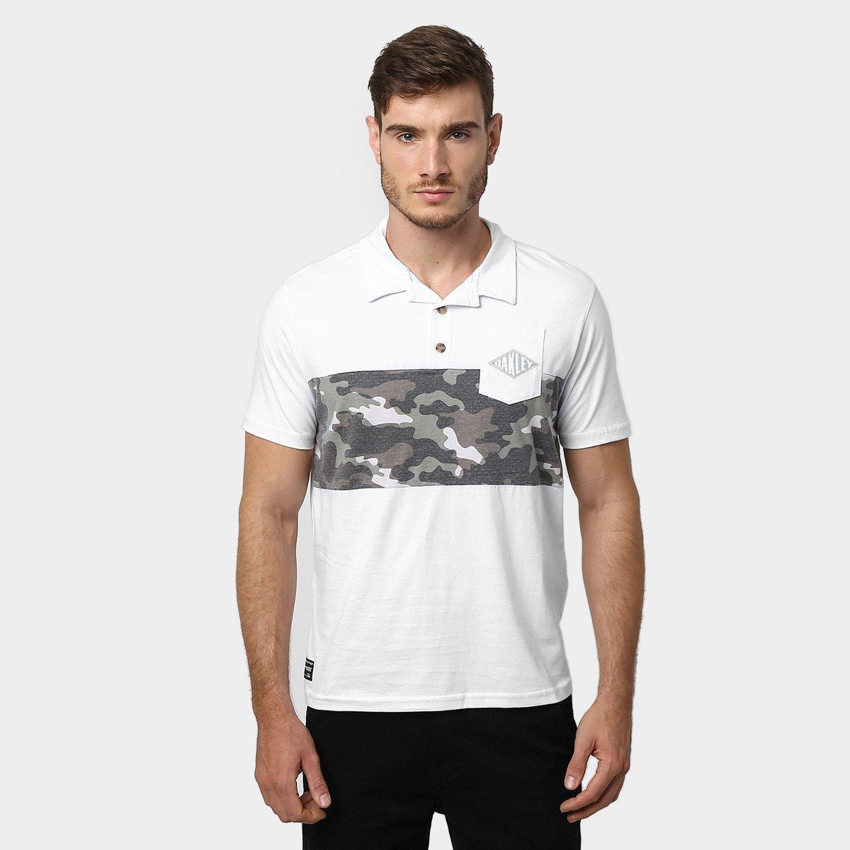 65759928b4 Camisa Polo Oakley Neo Camo - Compre Agora