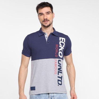 Camisa Polo Piquet Especial Masculina