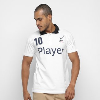Camisa Polo Polo In Payer Masculina