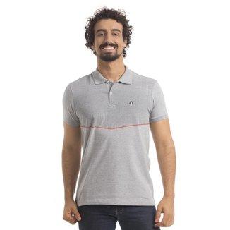 Camisa Polo Premium V Zaiden Masculina