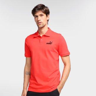 Camisa Polo Puma Essentials Masculina