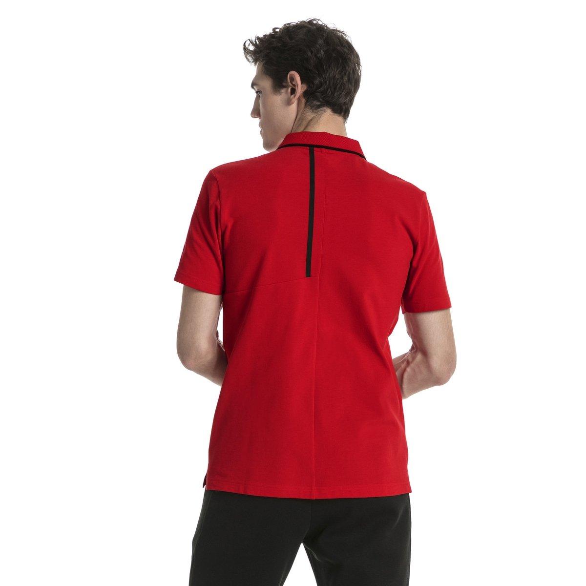 4fdb7aafbd3ba Camisa Polo Puma Scuderia Ferrari - Compre Agora