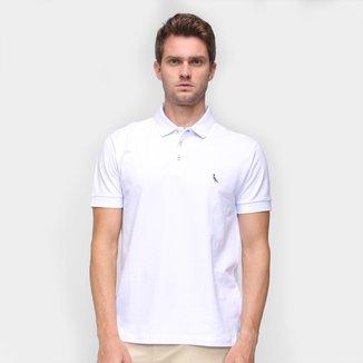 Camisa Polo Reserva Piquet Básica Masculina