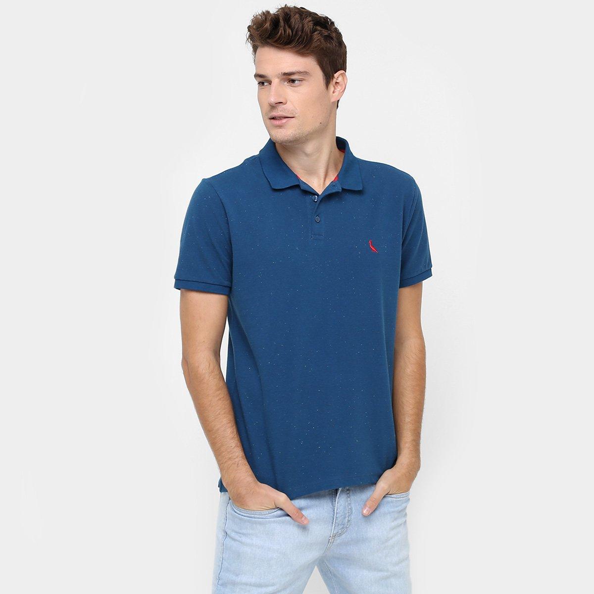 Camisa Polo Reserva Piquet Botonê Fantasia Bordado - Compre Agora ... eb250814a423d