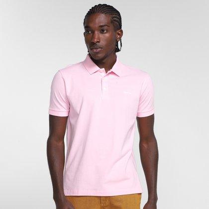 Camisa Polo Reserva Piquet Masculina