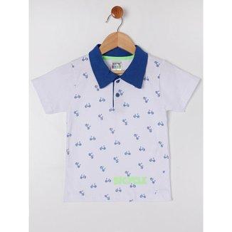 Camisa Polo Sempre Kids Infantil Masculina