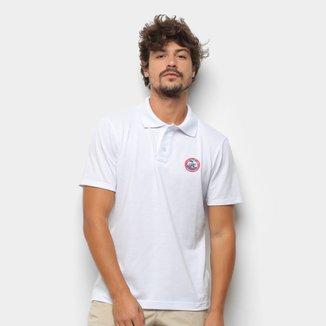 Camisa Polo Suburban Piquet Barco Masculina