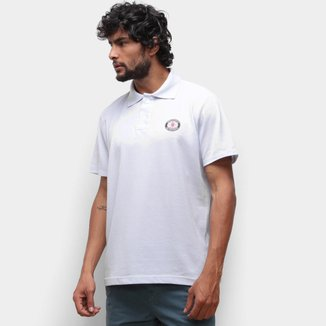 Camisa Polo Suburban Piquet Manga Curta Masculina