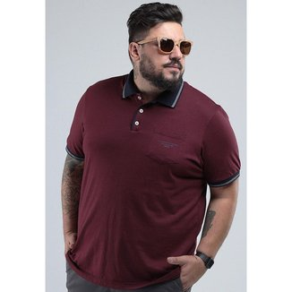 Camisa Polo SVK Pluz Size Originals masculina