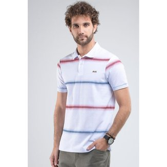 Camisa Polo SVK Stripes Masculina