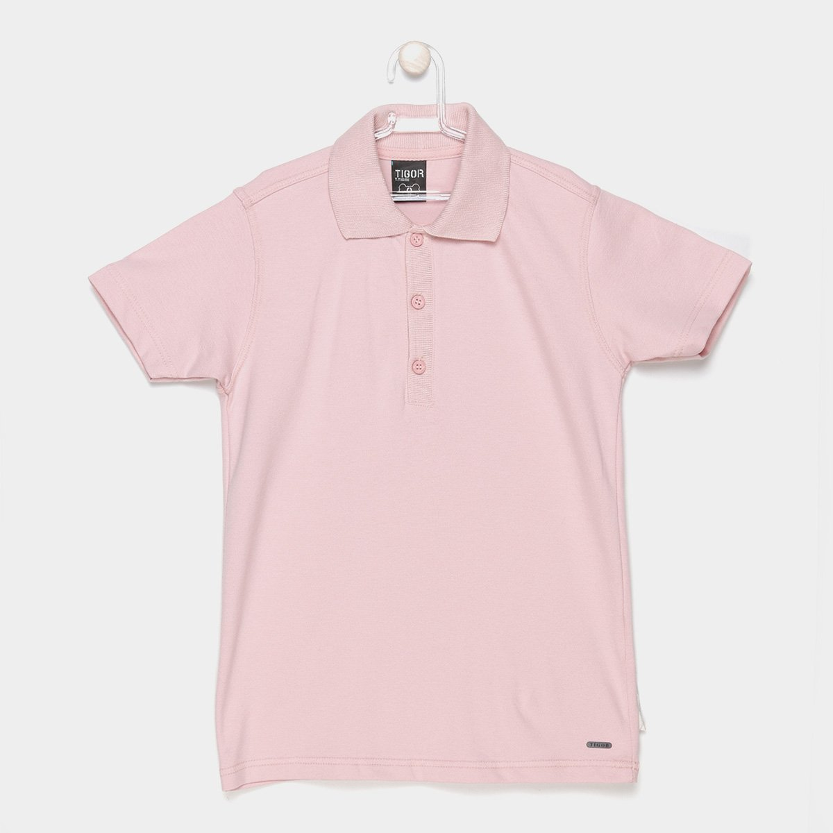 4dde58b09 Camisa Polo Tigor T. Tigre Básica Masculina - Compre Agora