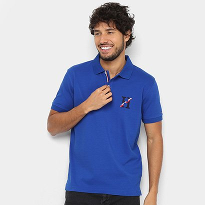 Camisa Polo Tommy Hilfiger Masculina