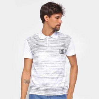 Camisa Polo Ultimato Estampada Masculina