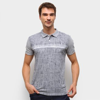 Camisa Polo Ultimato Manga Curta Masculina