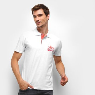 Camisa Polo Ultimato Meia Malha High Speed Masculina