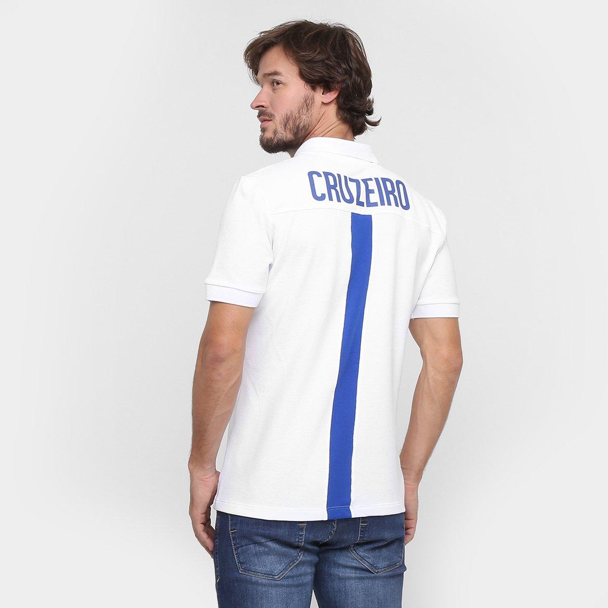 Camisa Polo Umbro Cruzeiro Viagem 2016 - Compre Agora  27028e3942032