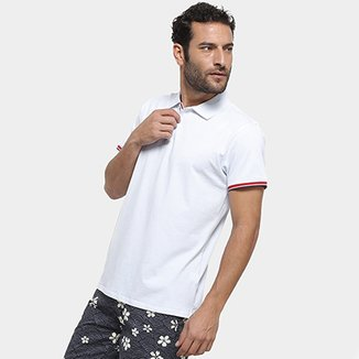 Camisa Polo Watkins & Krown Clássica Masculina