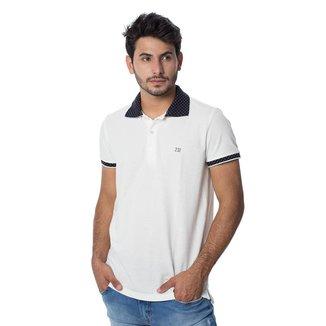 Camisa Polo Z-32 1093210004 Branca - Branco - EG
