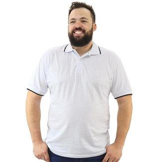 Camisa Polo Zafina Plus Size Masculina