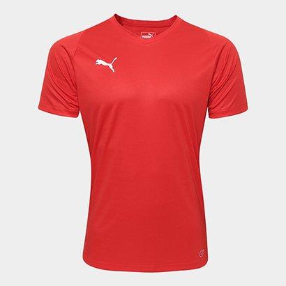 Camisa Puma Liga Jersey Core Masculina
