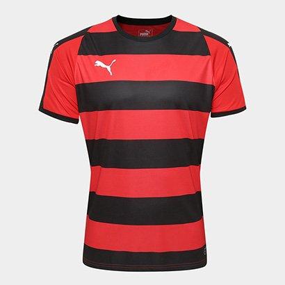 Camisa Puma Liga Jersey Hooped Masculina
