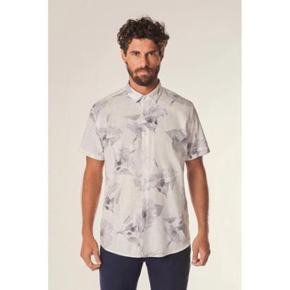 Camisa Reserva Pf Mc Hibisco Masculina