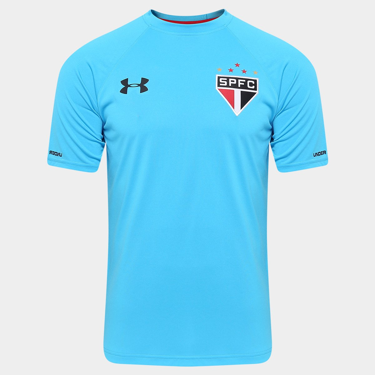 ... Camisa São Paulo Goleiro II 16 17 s nº - Torcedor Under Armour Masculina  . 81016ce1226f8