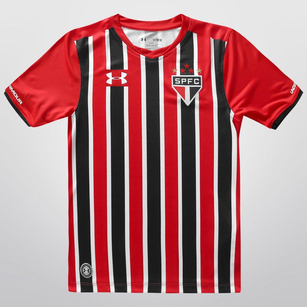 ... Camisa São Paulo Infantil II 15 16 s n° Torcedor Under Armour - Compre  Agora Zattini ... 4b3cf61921fbe