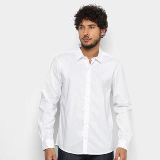 Camisa Social Polo RG 518 Manga Longa Masculina