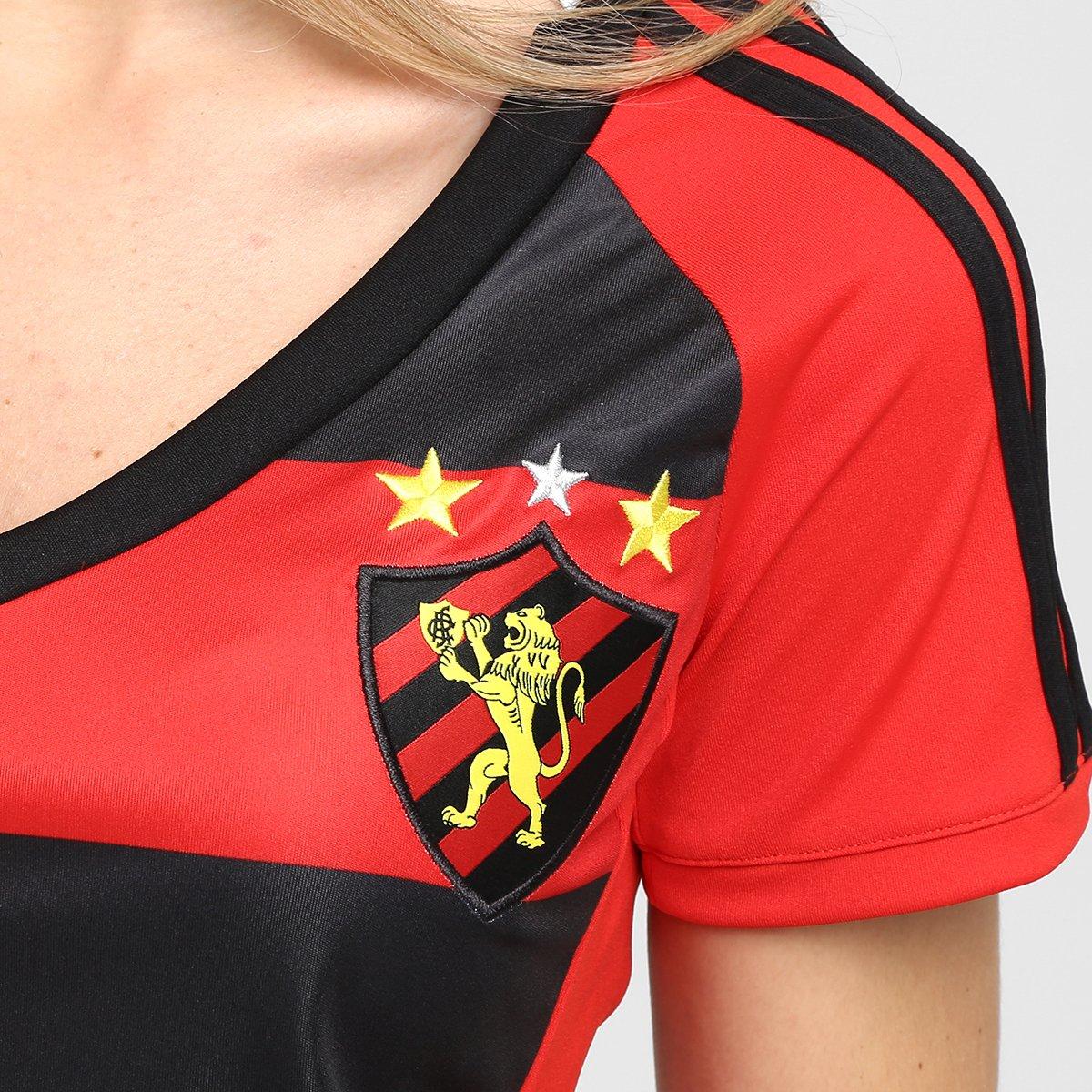 Camisa Sport Recife I 2016 s nº Torcedor Adidas Feminina - Compre ... 238725316b9e6