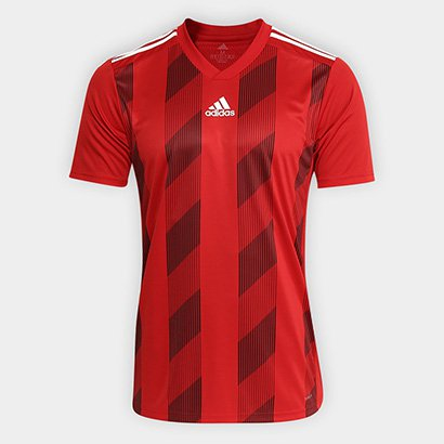 Camisa Striped 19 Adidas Maculina
