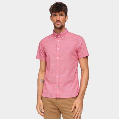 Camisa Tommy Hilfiger Masculina