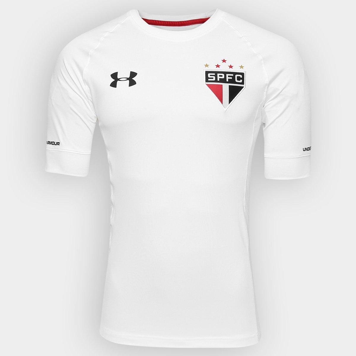 8b86c2514f7 Camisa Under Armour São Paulo Goleiro III 16 17 s nº - Jogador - Compre  Agora