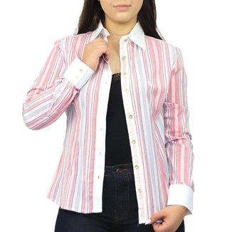 Camisa Zafina Social Feminina