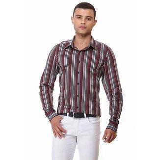 Camisa Zaiko Social Slim Masculina