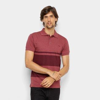 Camisas Polo Gajang Básica Masculina