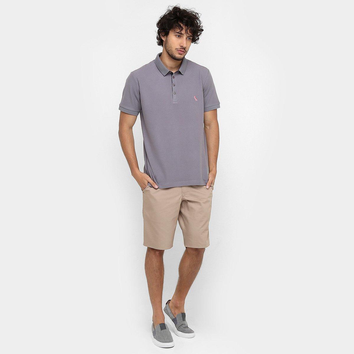 Camisas Polo Reserva Piquet poa color bordado logo 22837 - Compre ... e33a46fed44b0