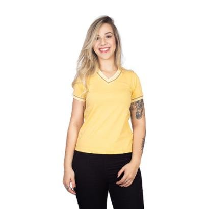 Camiseta 4 Ás Sanfonada Feminina