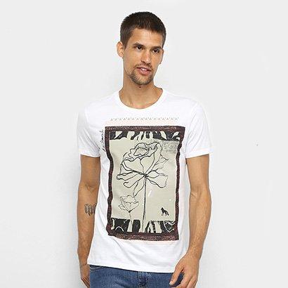 Camiseta Acostamento Art Masculina