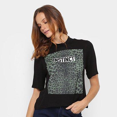 Camiseta Acostamento Instinct Feminina