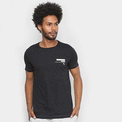 Camiseta Acostamento Lisa Masculina