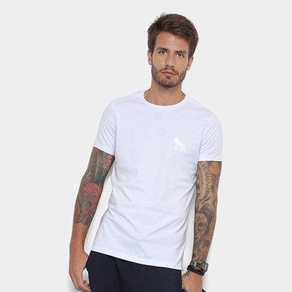 Camiseta Acostamento Logo Masculina