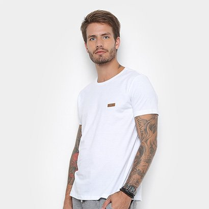 Camiseta Acostamento Tag Masculina