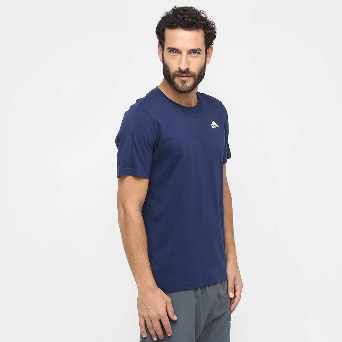 camiseta adidas essentials base