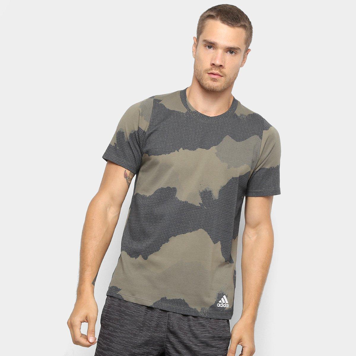 profesional de venta caliente amplia selección producto caliente Camiseta Adidas Fltec Gf Cam Masculina | Zattini